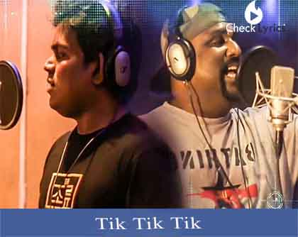 Tik Tik Tik Title Track Lyrics