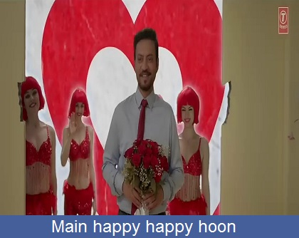 Happy Happy Lyrics | Badshah