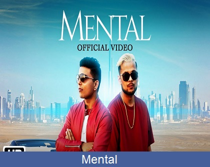 Mental Lyrics | Rustum | Ikka