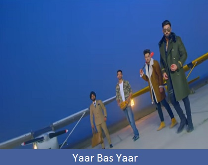 Yaar Bas Yaar Lyrics | Harsimran | Desi Crew | Latest Punjabi Song 2018 | Speed Records