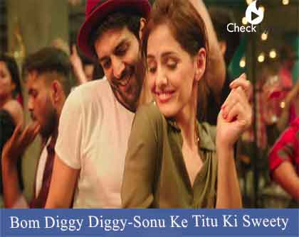 Bom Diggy Diggy song Lyrics | Zack Knight | Jasmin Walia