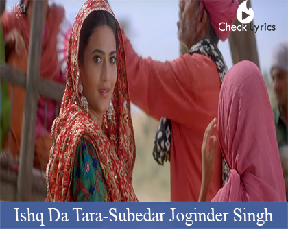 Ishq Da Tara Lyrics | Gippy Grewal