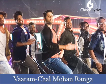 Vaaram Song Lyrics