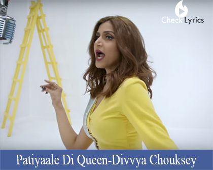 Patiyaale Di Queen Lyrics