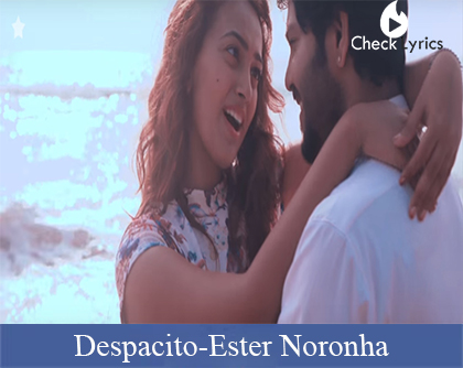Despacito Telugu Cover Lyrics | Noel Sean | Ester Noronha