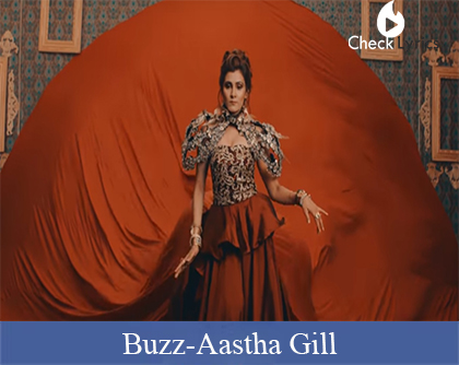 Buzz Lyrics | Aastha Gill