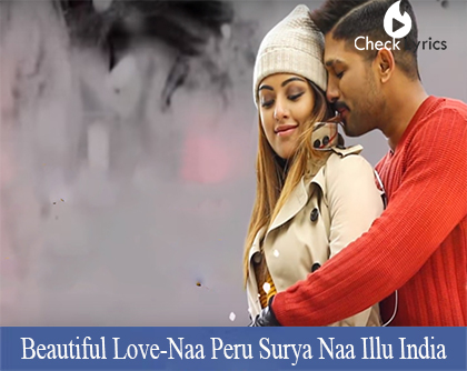 Beautiful Love Song Lyrics