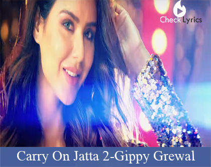 Carry On Jatta 2 (Title Track)