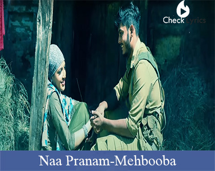 Naa Pranam Song Lyrics
