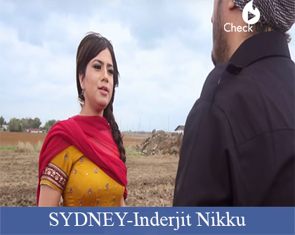 SYDNEY LYRICS – Inderjit Nikku