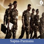 Sapna Song Lyrics - Parmanu