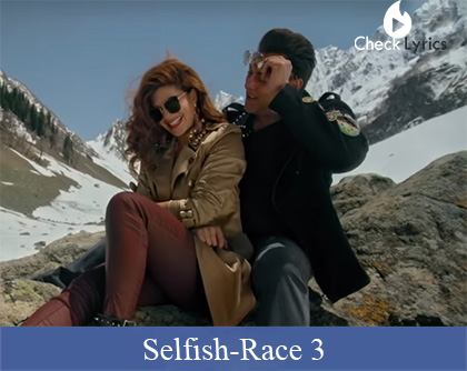 Selfish Lyrics | Atif Aslam