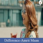 Difference Lyrics | Amrit Maan ft Sonia Maan