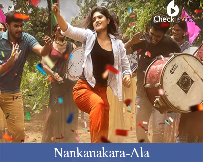 Nankanakara Song Lyrics