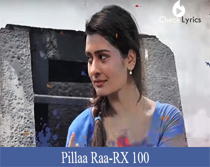 Pillaa Raa Song Lyrics