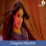 Zingaat Song Lyrics | Dhadak