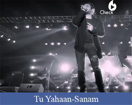 Tu Yahaan Lyrics