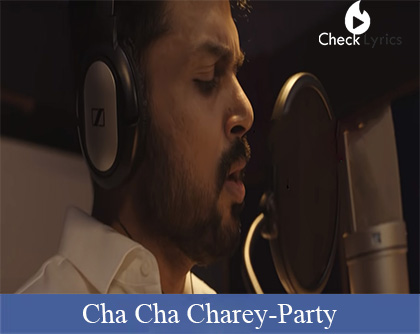 Cha Cha Charey Lyrics