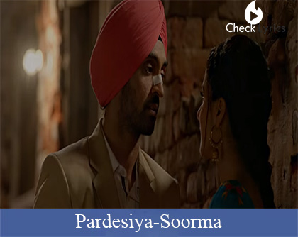 Pardesiya Lyrics