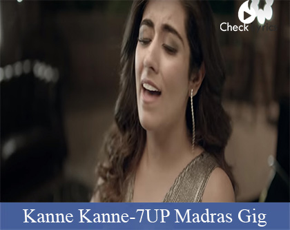 Kanne Kanne Lyrics | Leon James | Jonita Gandhi