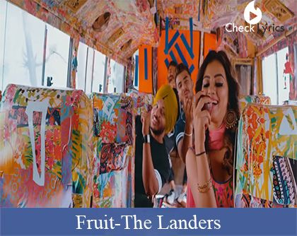 Fruit Lyrics | The Landers | Western Pendu