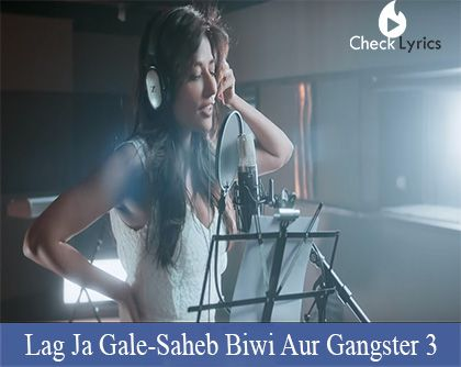 Lag Ja Gale Lyrics
