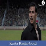 Rasta Rasta Lyrics - Gold