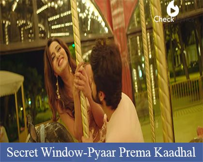 Secret Window Lyrics | Yuvan Shankar Raja