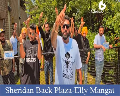 Sheridan Back Plaza Lyrics | Elly Mangat