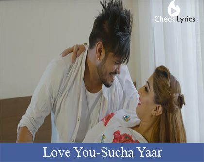 Love You Lyrics | Sucha Yaar