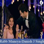 Rabb Maneya Lyrics | Danish J Singh ft. Raashi Sood,
