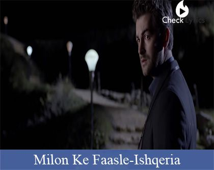 Milon Ke Faasle Lyrics
