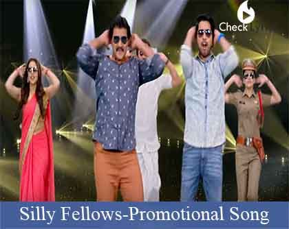 Silly Fellows Promotional Song Lyrics