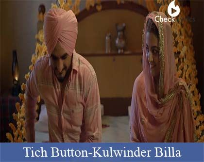 Tich Button Lyrics | Kulwinder Billa