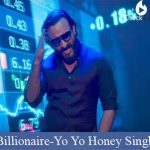 Billionaire Lyrics - Baazaar