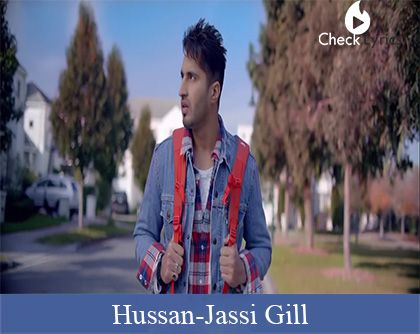 Hussan Lyrics | Jassi Gill