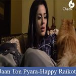 Jaan Ton Pyara Lyrics | Happy Raikoti