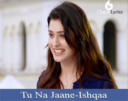 Tu Na Jaane Lyrics | Harrdy Sandhu