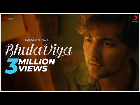 Bhula Diya Lyrics | Darshan Raval