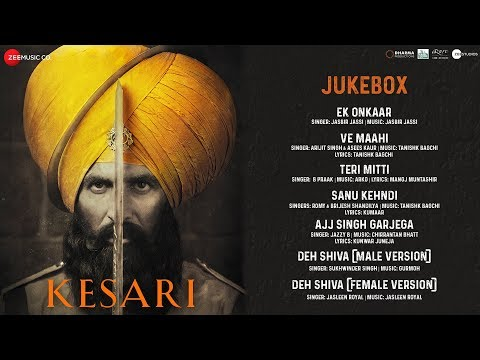 Ve Maahi - Lyrics - Kesari