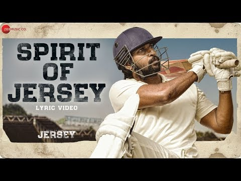 Spirit Of Jersey Lyrics