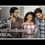 Choti Choti Baatein Song Lyrics - Maharshi