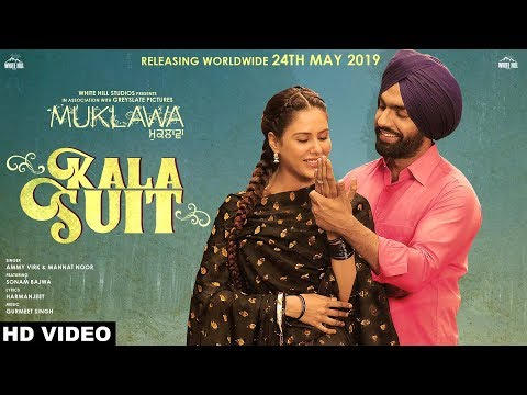 Kala Suit Lyrics | Ammy Virk