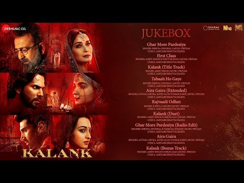 Kalank Song Lyrics