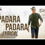Padara Padara Song Lyrics - Maharshi