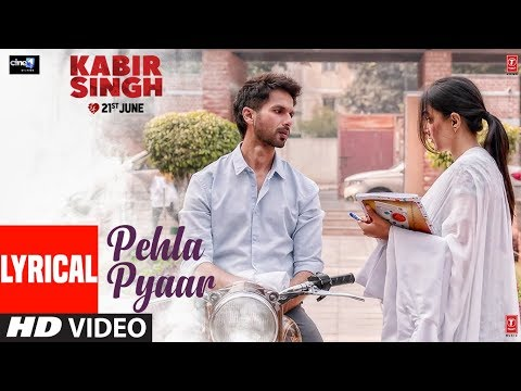 Pehla Pyaar Lyrics