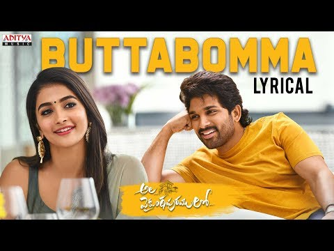 Butta Bomma Song Lyrics